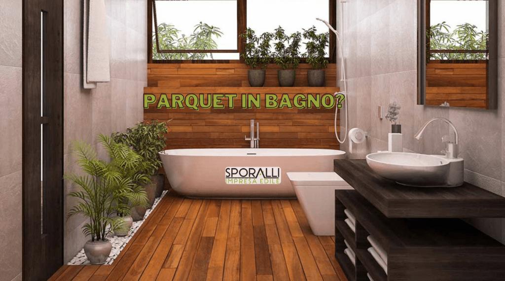 parquet in bagno
